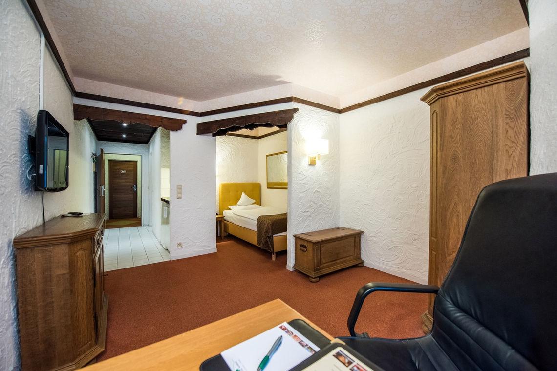 Einzelzimmer CONTEL Koblenz