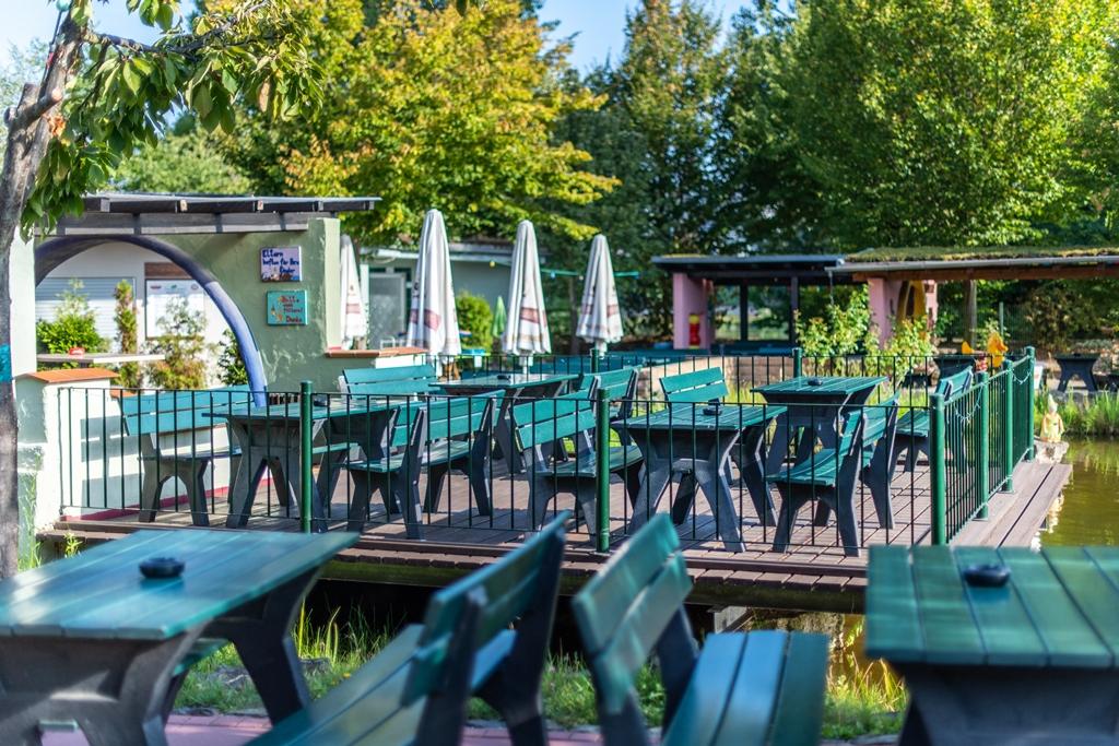 CONTEL Biergarten am Froschteich