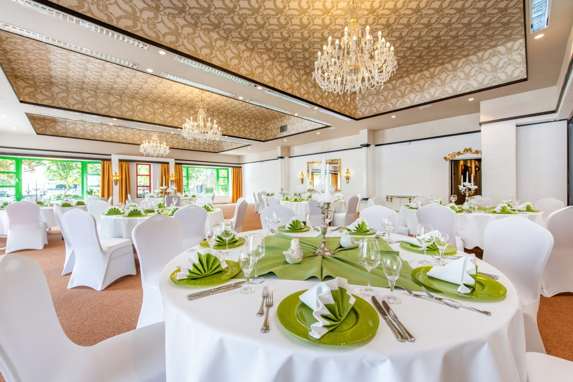 Hochzeit Ballsaal