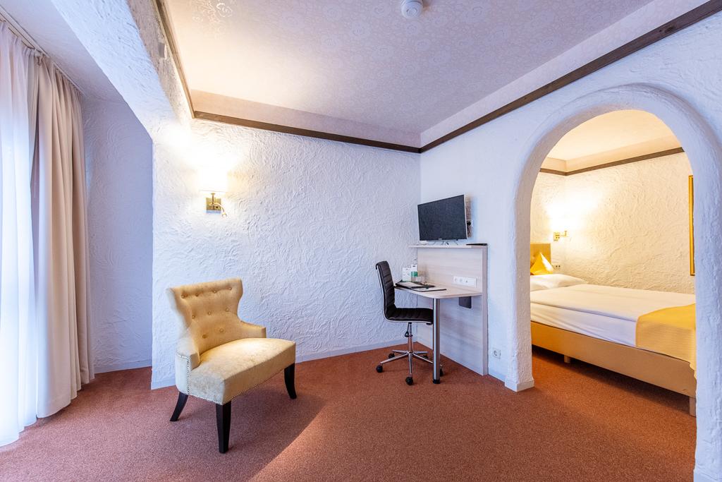 Slide 7 Komfort Doppelzimmer