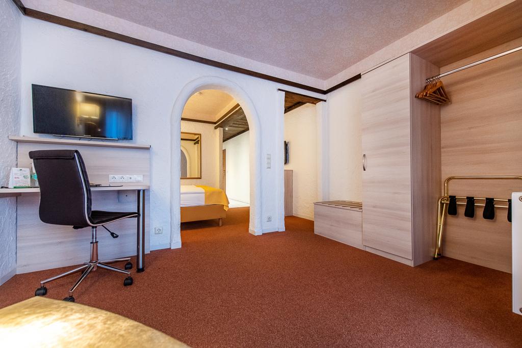 Slide 8 Komfort Doppelzimmer