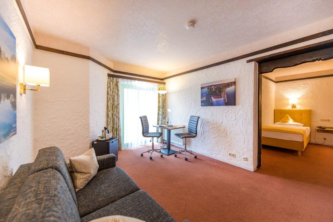 Slider Komfort Twin Zimmer