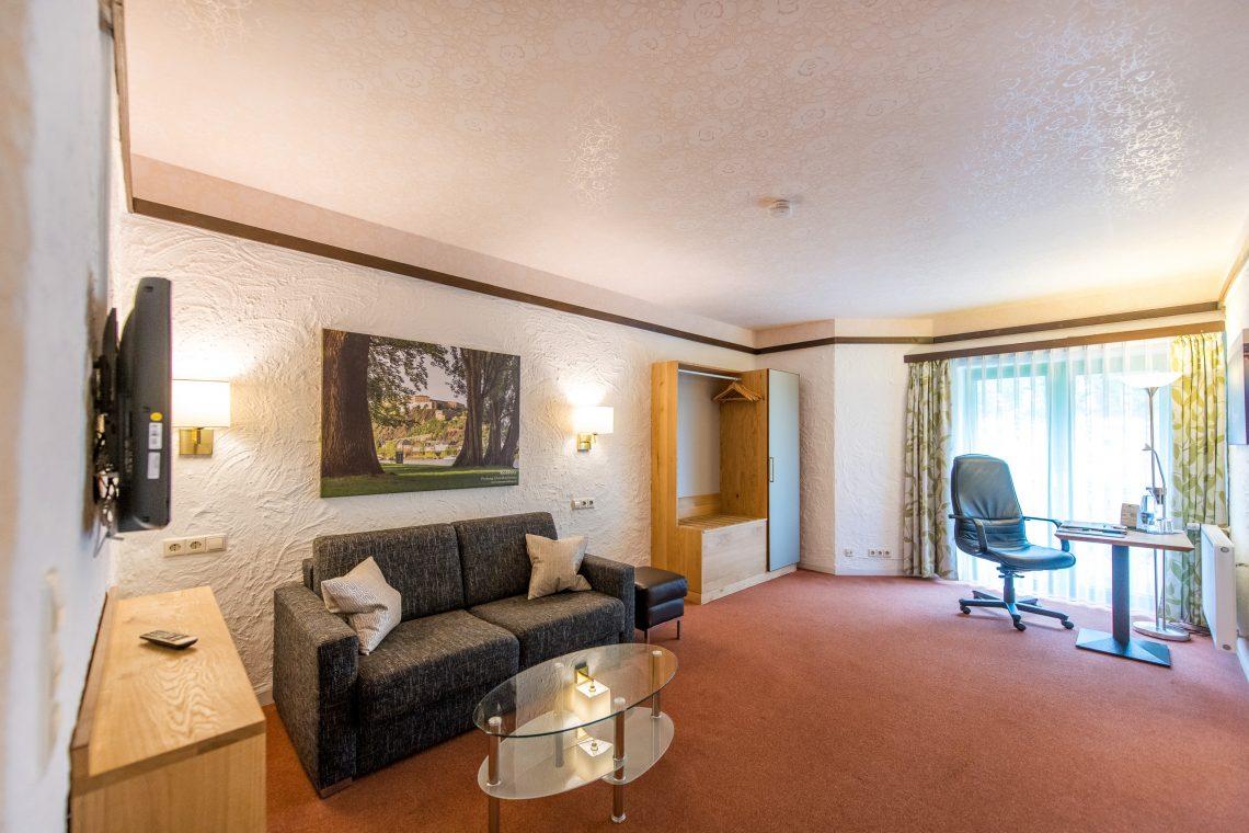 Slider Komfort Einzelzimmer