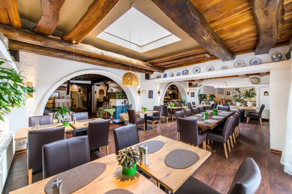Slider Restaurant Flohmarkt